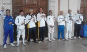 5° Trofeo Città di Salò fioretto Master