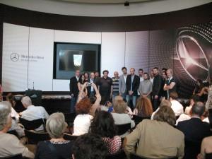 Maestri e istruttori delle società lombarde a cui appartengono i campioni premiati